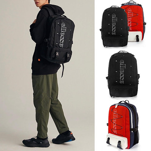 ●預訂貨品● Ellesse Big Logo Backpack