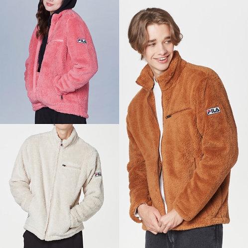 ●預訂貨品● Fila Unisex Boa Fleece Logo Jacket