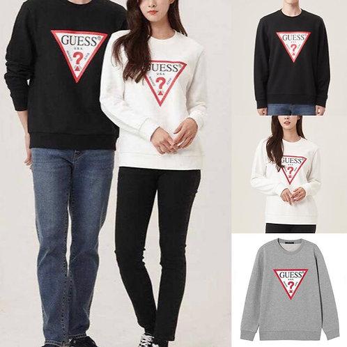 ●預訂貨品● Guess Big Logo Triangular Sweatshirt