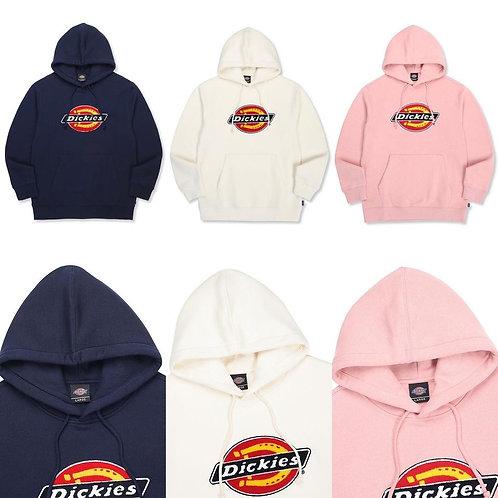●預訂貨品● Dickies Big Logo Brushed Hoodie