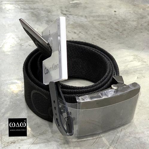 Calvin Klein Web Belt - Black