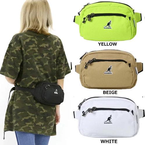 ●預訂貨品● Kangol Standard Type Waist Bag