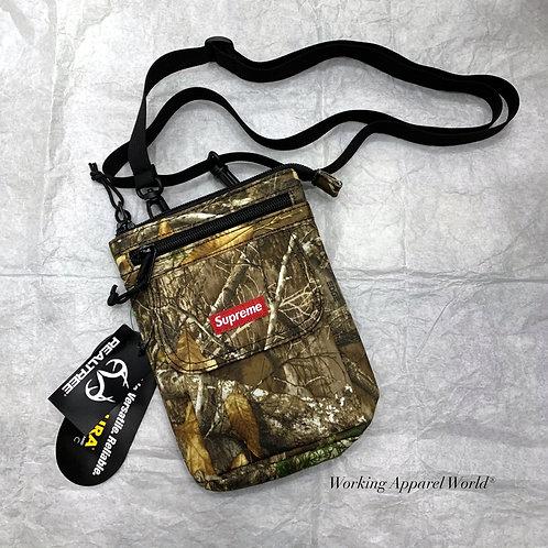 Supreme FW19 Shoulder Bag - Realtree Camo