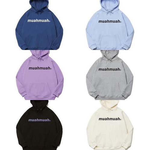 ●預訂貨品● 韓國品牌 Muahmuah 20FW Lower Series Hoodie