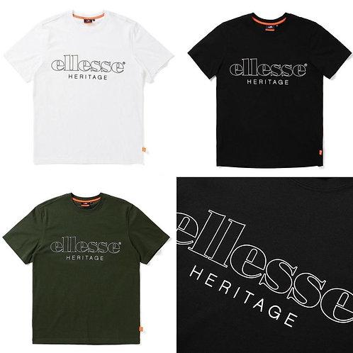 ●預訂貨品● Ellesse Heritage Big Logo S/S Tee