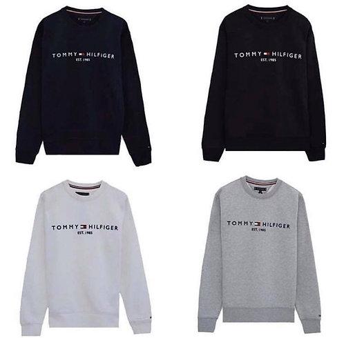 ●預訂貨品● Tommy Hilfiger Basic Logo Sweatshirt