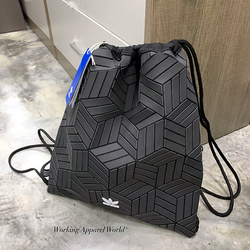 adidas 3D GYM Sack - Black