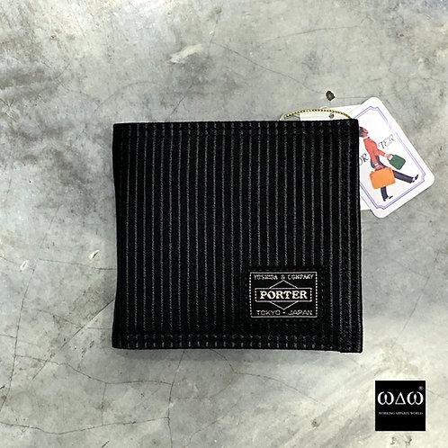 ●預訂貨品● 日版Porter Drawing Bi-fold Wallet