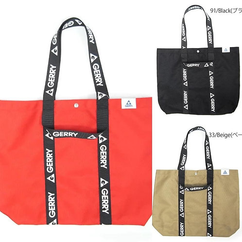 ●預訂貨品● Gerry Tape Logo 2 Way Tote Bag