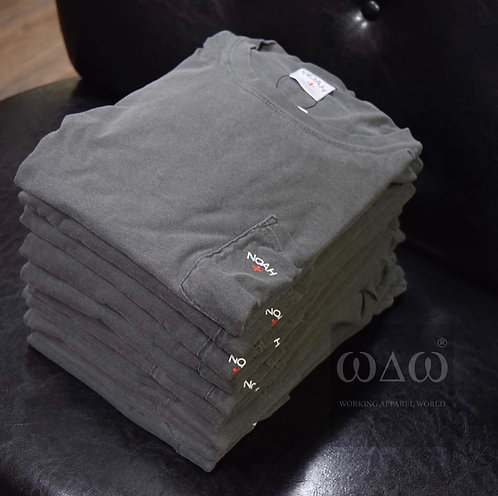 Noah Chest OG Logo Pocket S/S Tee