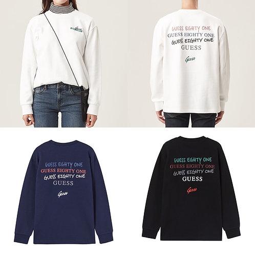 ●預訂貨品● Guess 81 Logo Sweatshirt