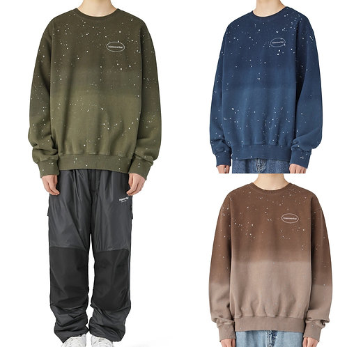 ●預訂貨品● 韓國品牌🇰🇷 thisisneverthat Dip Dye Sweatshirt