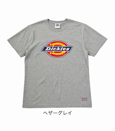 日版 Dickies Big Logo SS Tee