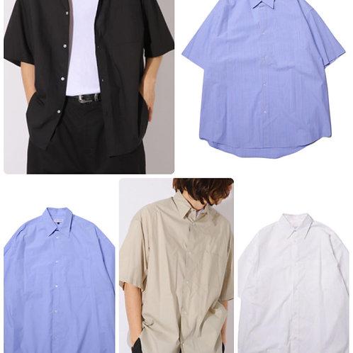 ●預訂貨品● Freaks Store Wide Fit S/S Shirt