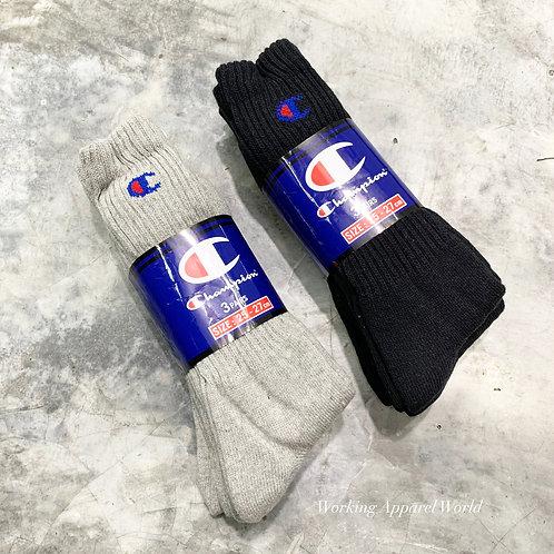 日版 Champion Long Socks 長襪