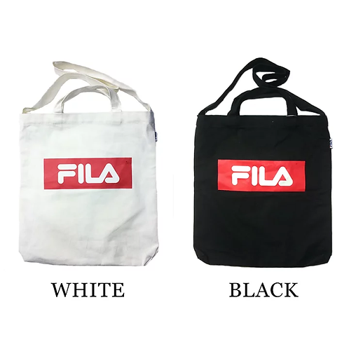 ●預訂貨品● 日版 Fila Red Box Logo Tote Bag