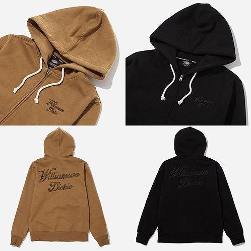 ●預訂貨品● Dickies Emb Big Back Logo Zip Up Hoodie