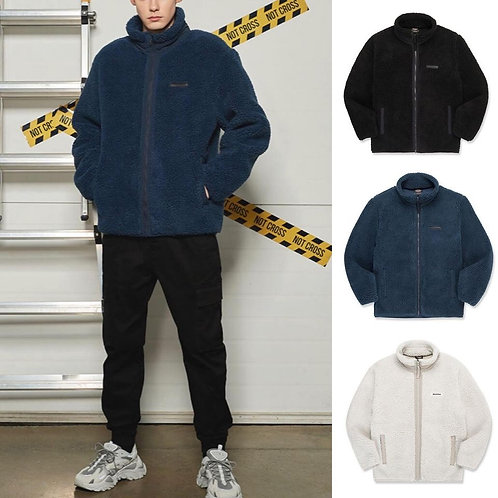 ●預訂貨品● Dickies Fleece Zip Up Jacket