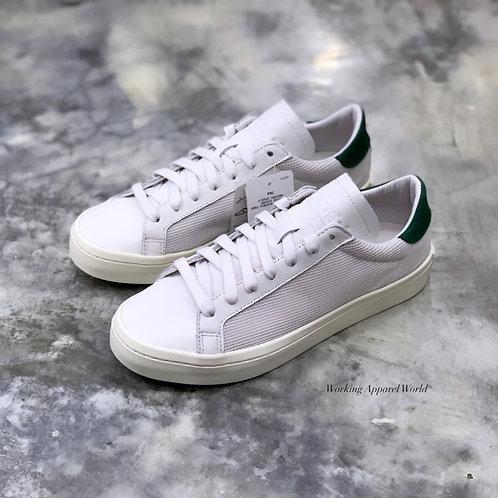 Adidas Court Vantage - White/Green