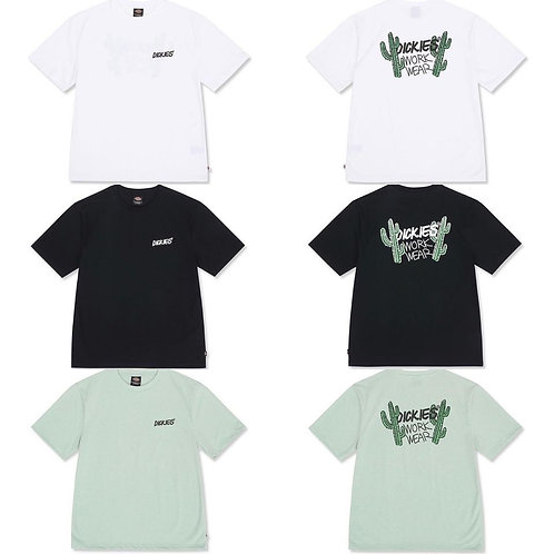 ●預訂貨品● Dickies Work Wear Logo S/S Tee