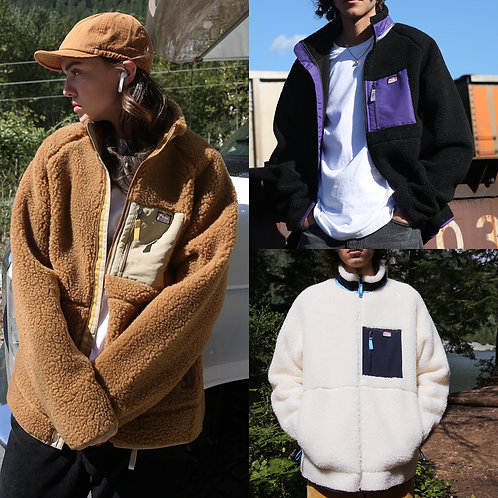 ●預訂貨品● 韓國品牌🇰🇷 Fluke Adventure Heavy Fleece Outer Jacket