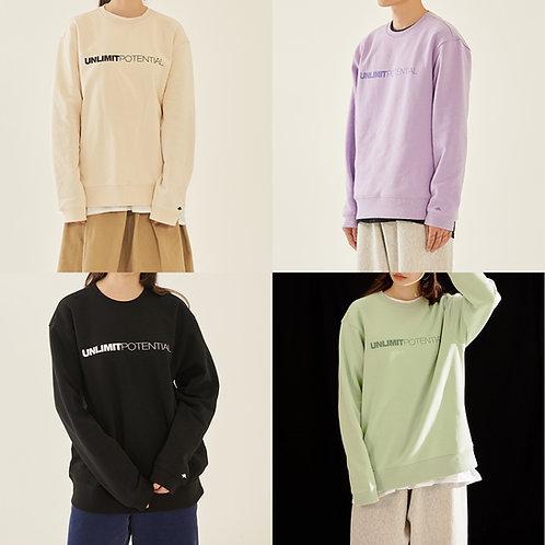 ●預訂貨品● Unlimit Potential Sweatshirt