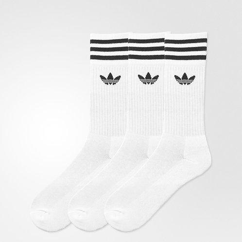 adidas Crew Socks - 3 pairs