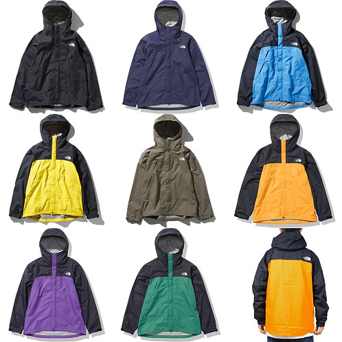●預訂貨品● 日版 The North Face Dot Shot Jacket