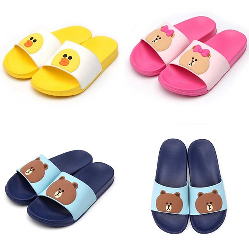 ●預訂貨品● Line Friends Slipper