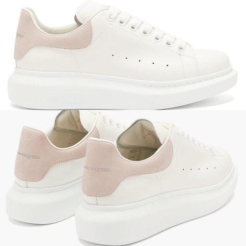 ●預訂貨品● Alexander McQueen Leather Suede Sneaker