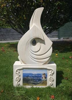 Soul Mates headstone