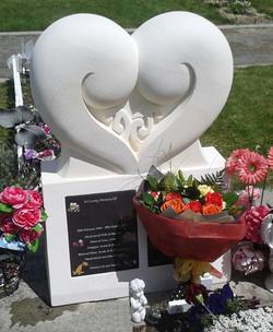 Memorial For Annie's Mum (Headstone)