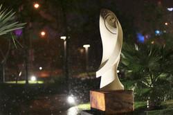 Gentle breeze sculpture - Keno Sculpture Wellington
