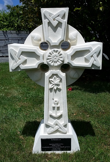 Welsh Cross Headstone