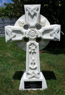 Welsh Cross Headstone