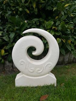 Keno Sculpture