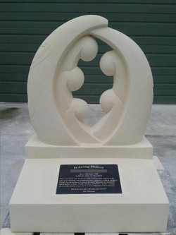 Closeness of Whanau (Headstone)