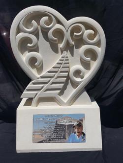 Memorial from Keno Sculpture