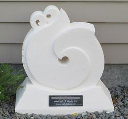 Manaia Memorial/Headstone
