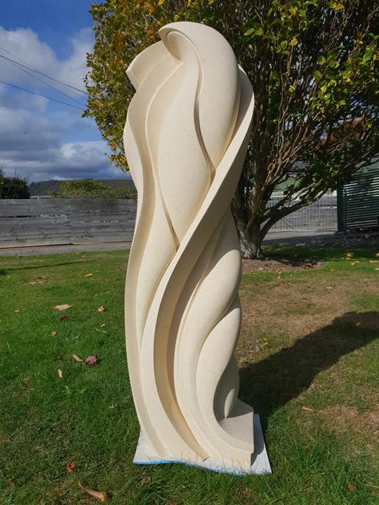 New Beginnings - by Keno Sculpture