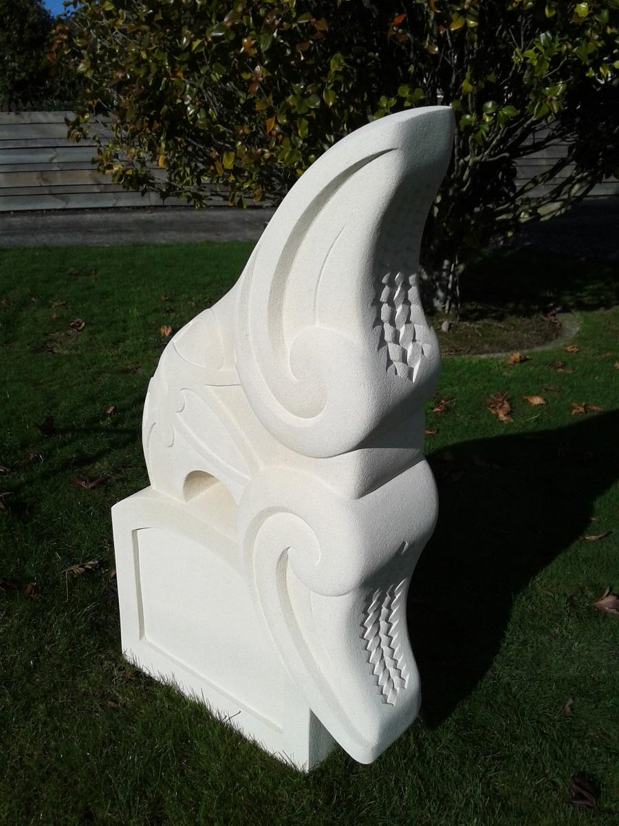 Tohora Taonga (Whale's Tail)