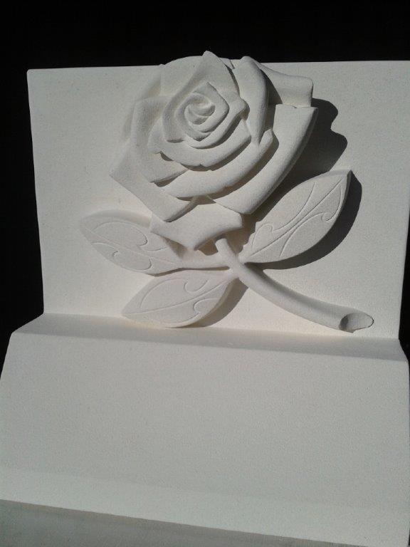The Rose memorial
