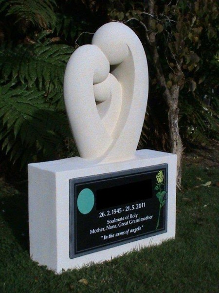 Sheryl's Mum's Memorial