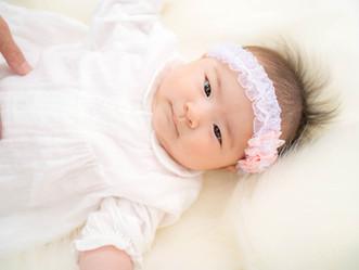 赤ちゃんフォトおすすめの時期