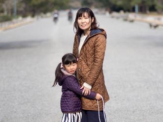 京都御所でロケハンしてきました