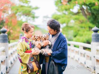 京都旅行撮影  京都御所