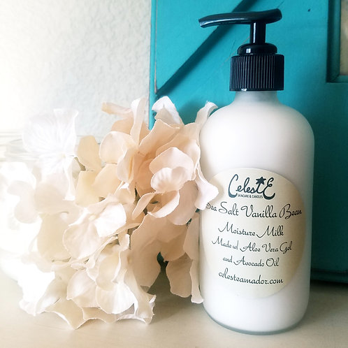 Sea Salt Vanilla Bean Moisture Milk