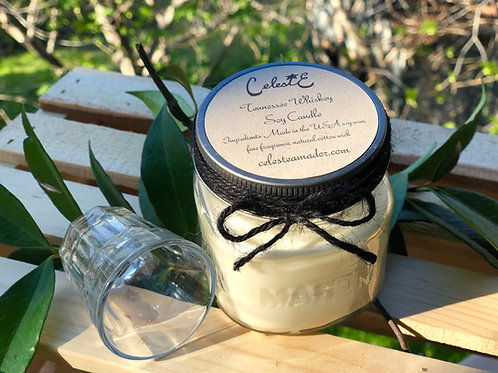 Tennessee Whiskey Soy Candle