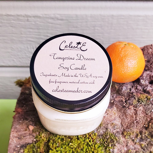 Tangerine Dream Soy Candle
