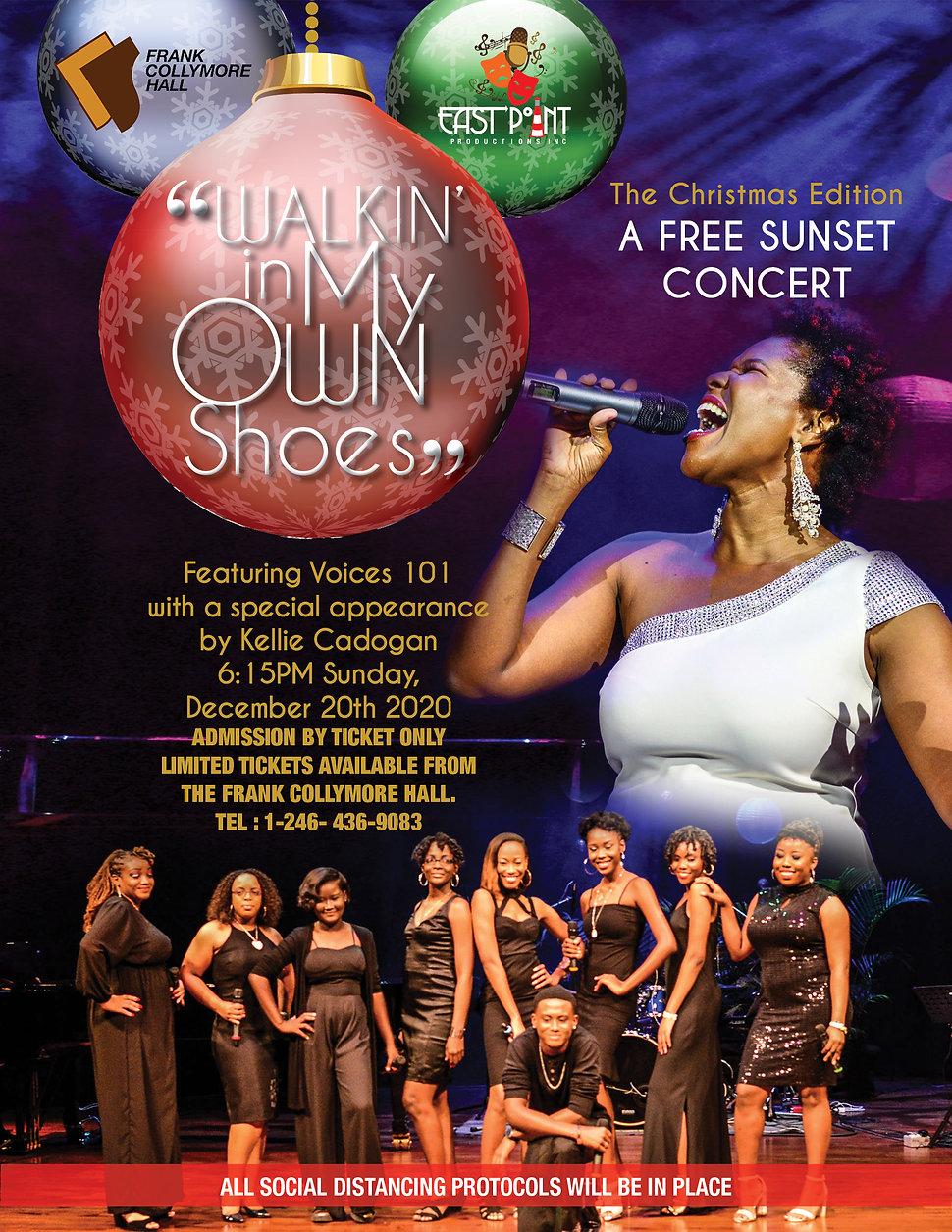 WIMOS- Free Sunset Concert-Christmas Edi